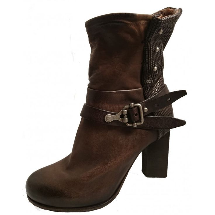 Low boots with heel - Airstep AS98 online