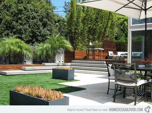 51 best modern patio images on pinterest | architecture, modern ... - Patio Landscape Architecture