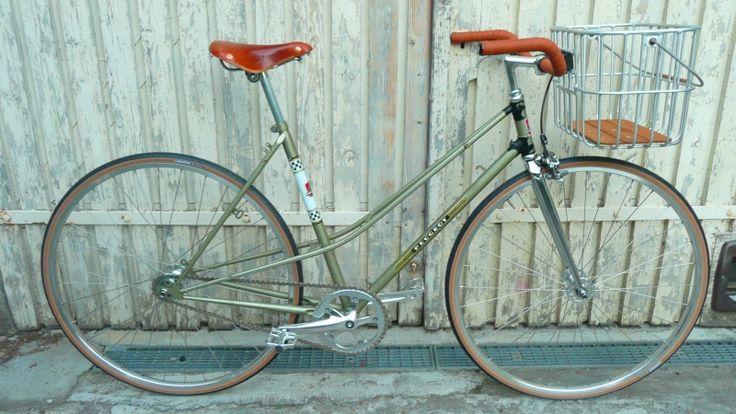 Seventy-5, singlespeed bicycle