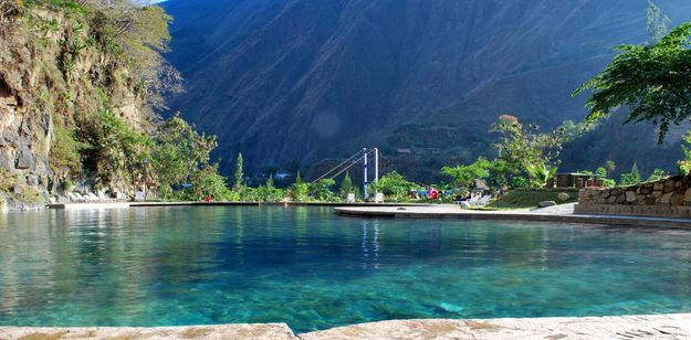 Santa Teresa Thermal Pool, Perú   19 Hot Springs That Are The Earth's Greatest Gift To Mankind