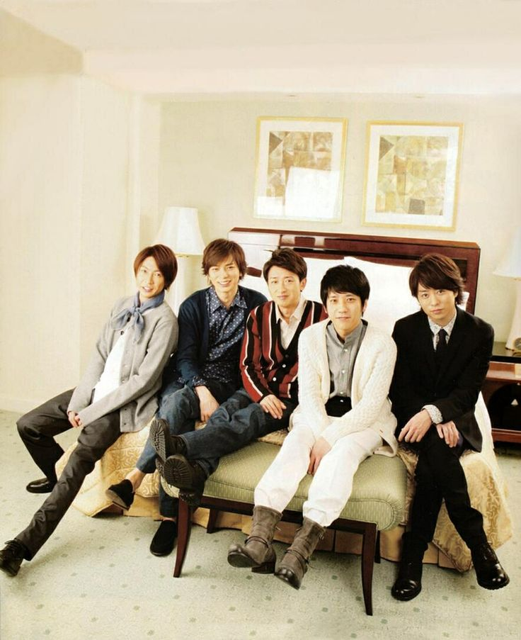 ARASHI- ok, sure. I'll go to bed with you guys.