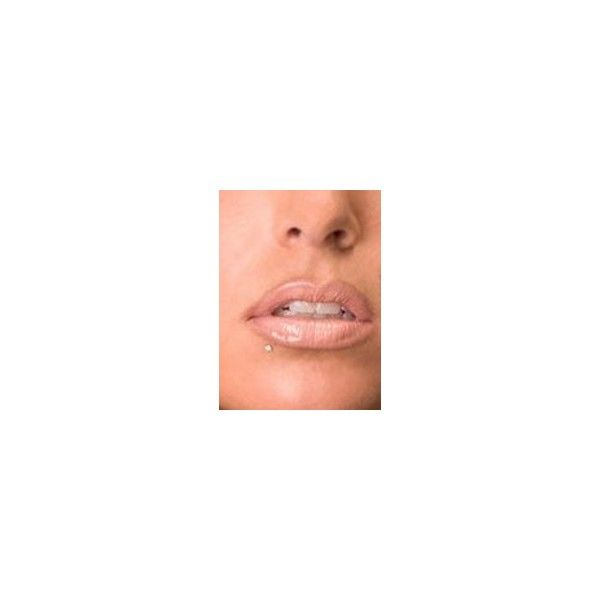 lip piercings =) HOTList: The hottest lip piercings =) page - HOT or... ❤ liked on Polyvore featuring beauty products, makeup, lip makeup, piercings, jewelry, lip ring and people