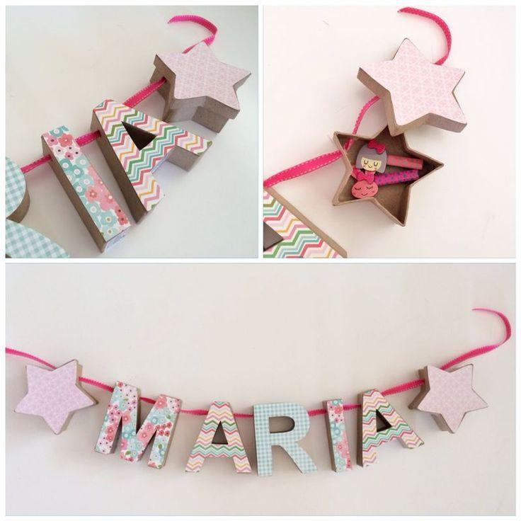 M s de 25 ideas incre bles sobre letras de cart n en pinterest letras decoradas cartas de - Letras de corcho decoradas ...