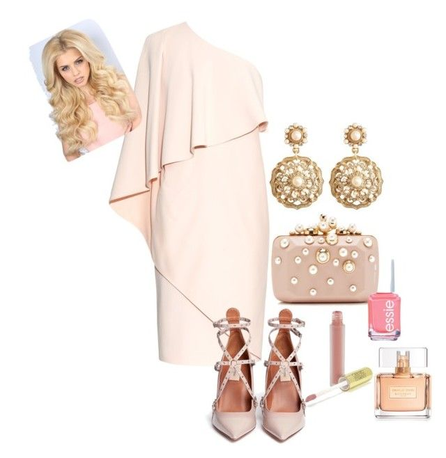 """""""Gisele bundchen"""" by misbah-waqar on Polyvore featuring Givenchy, Valentino, Elie Saab, Brooks Brothers and Essie"""