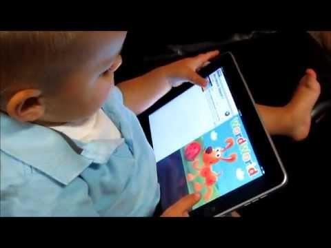 Een tijdschrift is een iPad die niet werkt!