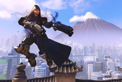 'World of Warcraft' Makers Unveil New Online Game, 'Overwatch'