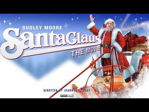 Santa Claus - Adventure, Family, Fantasy - Dudley Moore, John Lithgow, David Huddleston - YouTube