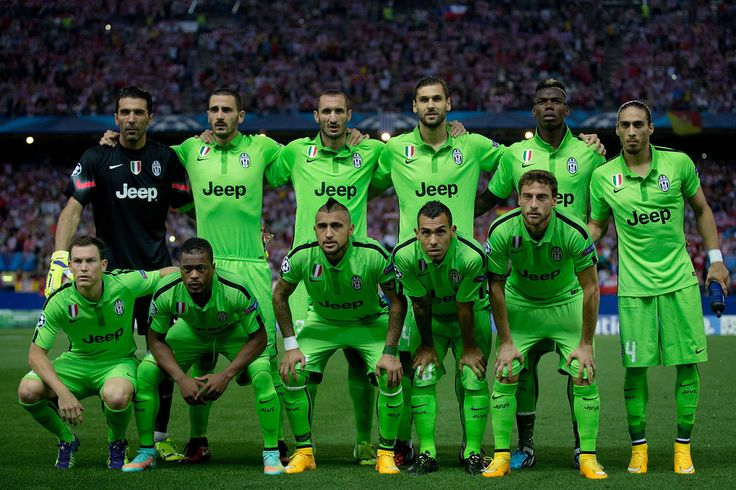 Club Atletico de Madrid v Juventus - Pictures - Zimbio