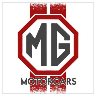 Mg car posters | CafePress > Wall Art > Posters > MG Cars Wall Art Poster