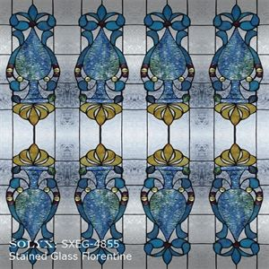 7 best Stained Glass Window Films images on Pinterest | Decorative ...