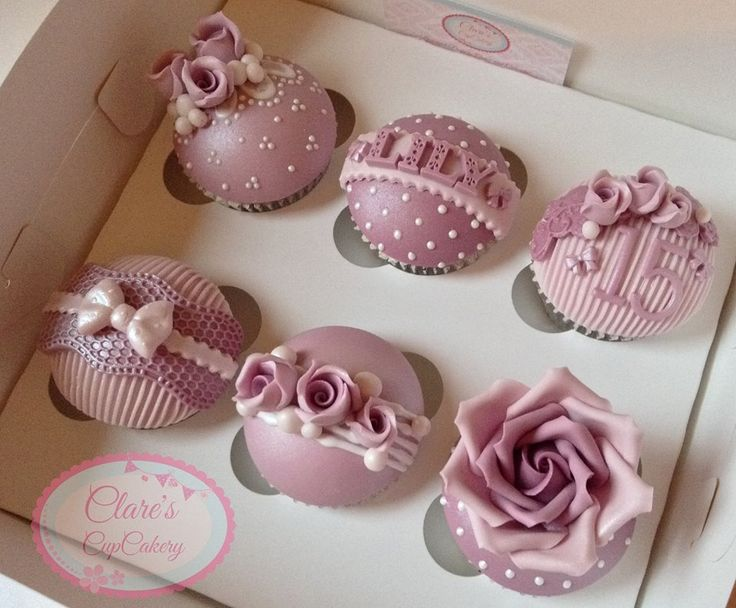 1298 Best Images About Cupcakes On Pinterest Lace