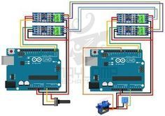 Arduino RS485 full duplex