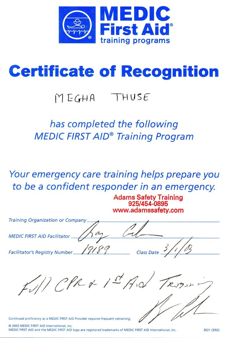 1984 best first aid images on pinterest first aid first aid kid nice cpr certificate 1betcityfo Gallery