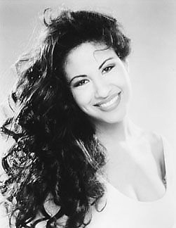 Selena Quintanilla was beautiful and her soul & music live on today. I grew up singing her music and imitating her dance moves.