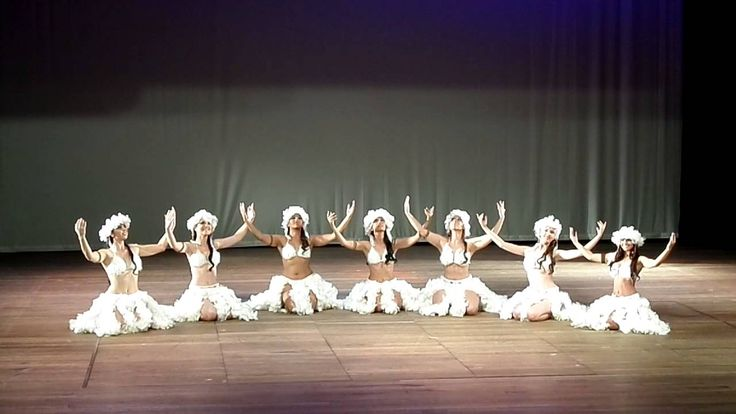 Sau Sau / Rapa Nui (Tchê UFRGS)