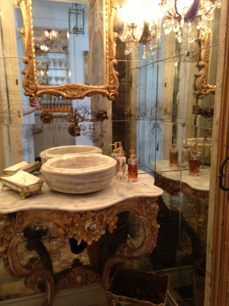 Creative Tonic Courtnay Tartt Elias Antique Mirror
