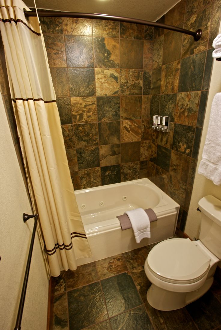 Western bathrooms - Brand New Premier Western Room Bathroom With Jetted Tub