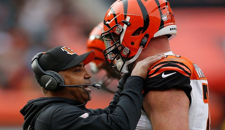 Has Mike Brown Grown Tired Of Marvin Lewis?