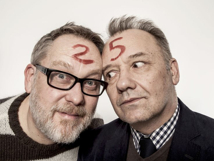 It's Vic Reeves and Bob Mortimer's silver jubilee! Time Out meets the absurdist comedy heroes to talk 'House of Fools', future tours and their lingering influence on Ant and Dec. Plus read more exclusive comedy interviews.