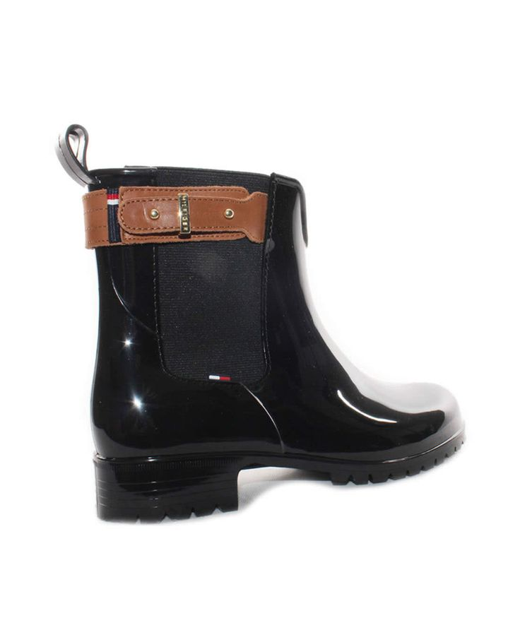 Botas TOMMY HILFIGER negro OXLEY 6R