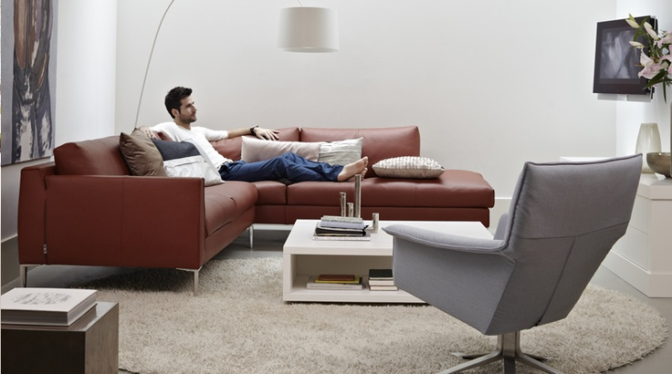 Bloq bank fauteuil djenn designonstock sfeer soft for Chaise longue halle