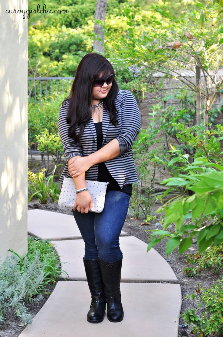 Curvy Girl Chic - Plus Size Fashion and Style Blog: September 2012