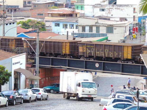 Trem de carga