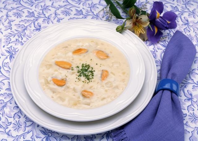 Mussel Chowder | Mussel Industry Council