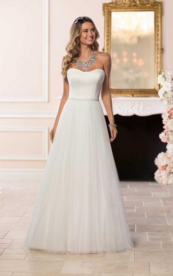 12 best Spring 2018 Bridal Gowns images on Pinterest
