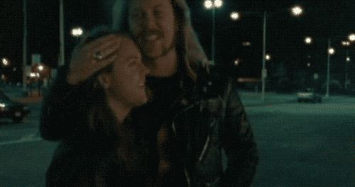 james hetfield old metallica gif