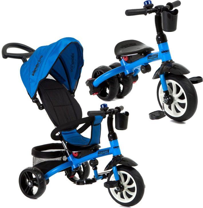 Tricicleta 3 in 1 Xammy French Blue
