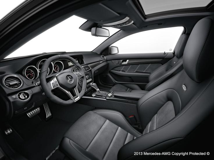 (Mercedes-Benz C 63 AMG Edition 507
