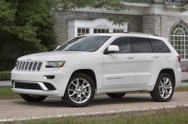 2016 Jeep Grand Cherokee Review, Ratings, Specs, Prices, and Photos - The Car Connection