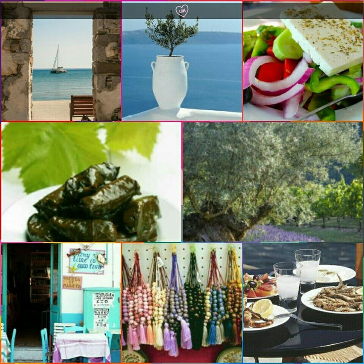 Love and ouzo from Greece By Aglaïa Kefala