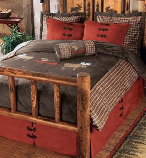 321 best images about rustic lodge decor on pinterest for Log cabin furniture canada