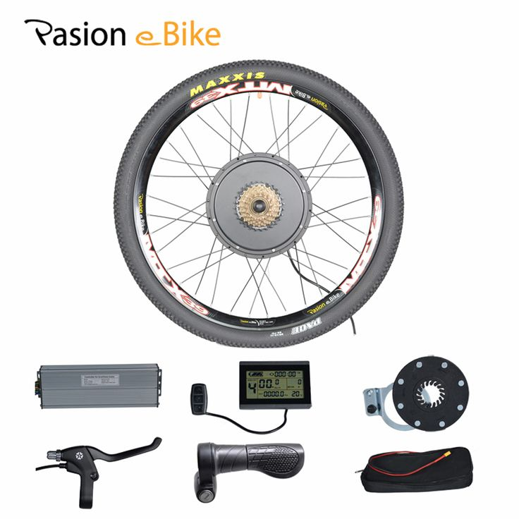 best price pasion e bike 48v 1500w motor bicicleta electric bicycle ebike conversion kits for 20 #electric #bicycle #kit