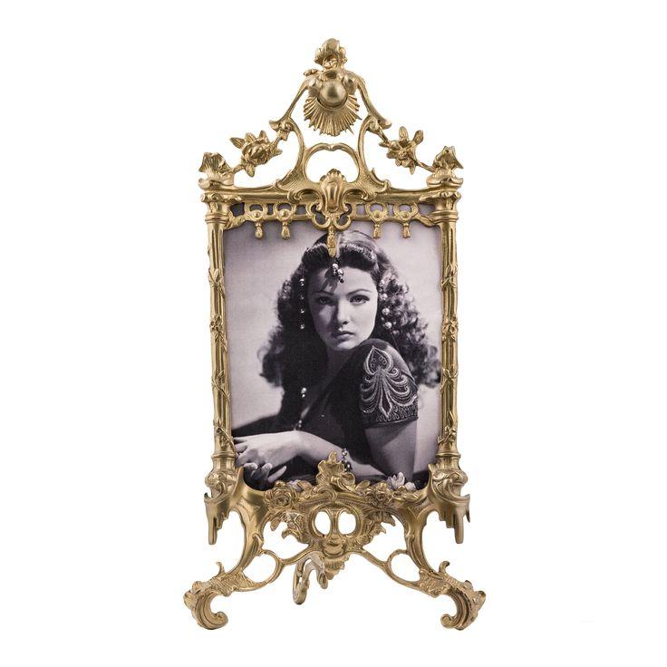 Рамка для фотографий / картин / зеркала в стиле барокко П728 — купить в Москве. Изготовление рамка для фотографий / картин / зеркала в стиле барокко п728 на заказ, фото с описанием и цена   Литейная мастерская «Калежа»