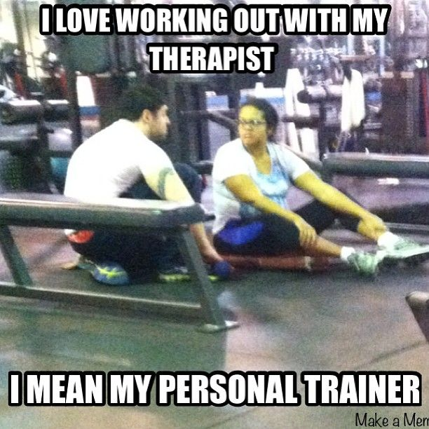 Major Gym Fail... Come ON!!! Get OUT there is no time for that...