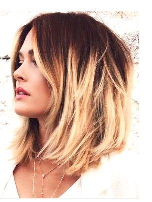That hair though!!!
