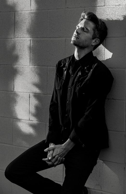 Brandon Flowers. Brilliant.