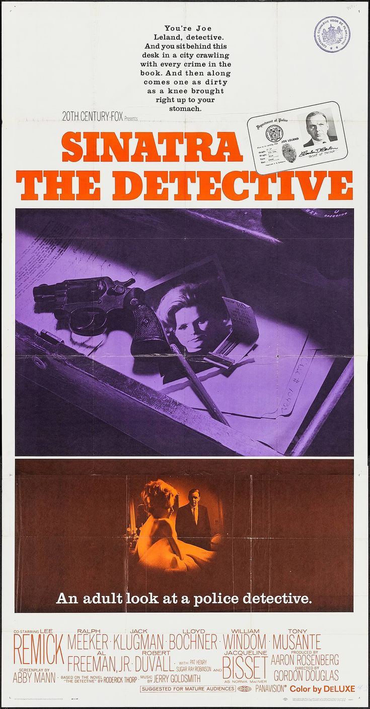 17 best images about vintage movie ads john ford the detective 1968 stars frank sinatra lee remick ralph meeker
