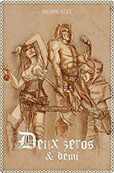 """""""Deux zéros et demi"""" un roman Fantasy parodique très drôle et super bien écrit : 17/20 http://cocomilady2.revolublog.com/deux-zeros-et-demi-un-roman-fantasy-parodique-tres-drole-et-super-bien-a127464934"""