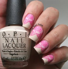 The Clockwise Nail Polish: Purple Professional 63 Spring Love & Pink and Nude Gradient