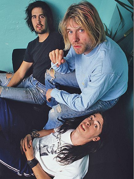 Kurt Cobain's Death, 20 Years Later: Photos, Art and a Video Tour of His Childhood Home| Nirvana, Death, Tributes, Kurt Cobain, Group Class