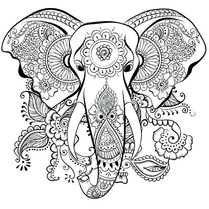 Dessin A Imprimer Mandala Difficile Animaux Google Search Mandala A Imprimer Coloriage Mandala Animaux Coloriage Elephant