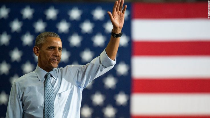 """Former President Barack Obama has been named the 2017 """"Profile in Courage"""" award honoree by the John F. Kennedy Library Foundation."""