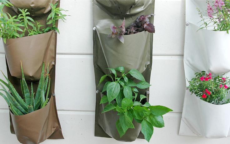 We sell living wall products made from bi-product of the fabric industry. How clever!