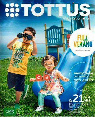 Catalogo Tottus Full Verano Noviembre 2014