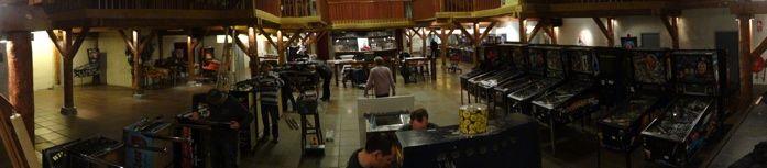 Nog geen plannen voor het weekend van 1 en 2 november? Kom ons dan meehelpen tijdens het Dutch Pinball Open!