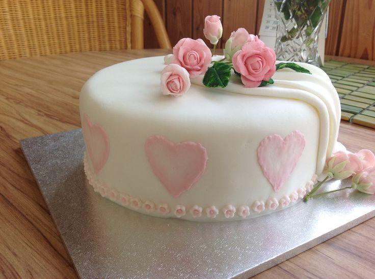 Cake for Mum 2012